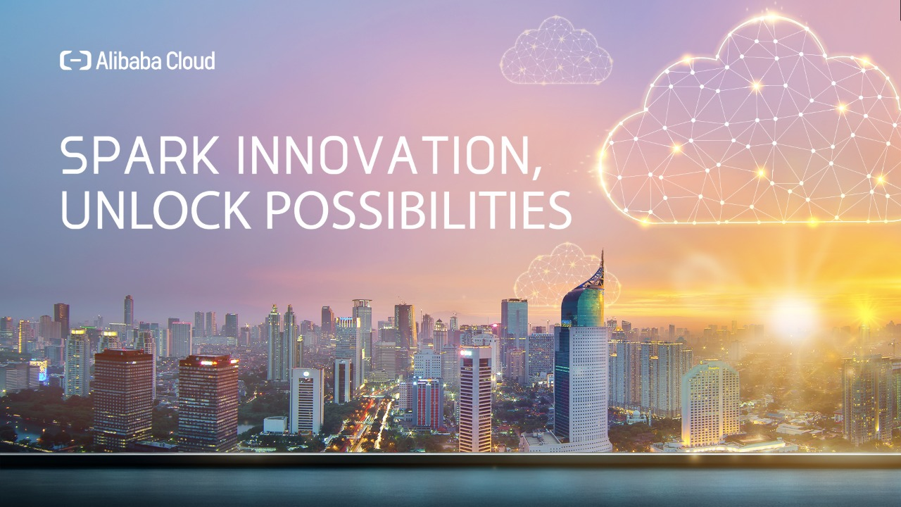 Alibaba Cloud Spark Innovation, Unlock Possibilities